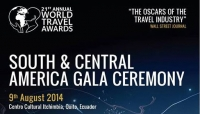 Travel Oscars in Quito